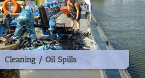 MAC2 - Cleaning oil spills