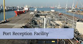 MAC2 - Port reception facility