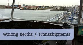 MAC2 - Waiting berths transshipments